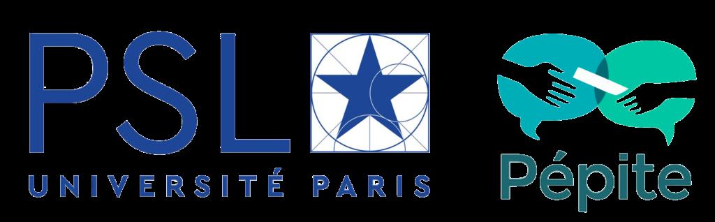 Logo PSL universite